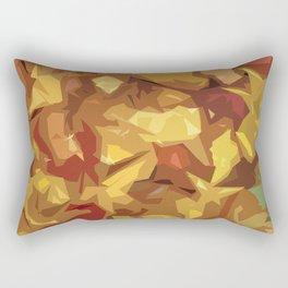 Autumn Fall in Spring Rectangular Pillow