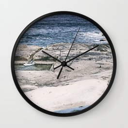 inner pool Wall Clock