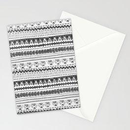 Dark aztec Stationery Cards