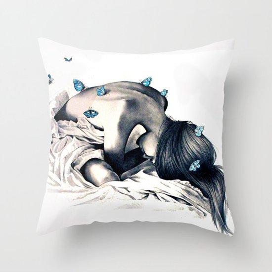 Bodysnatchers  Throw Pillow