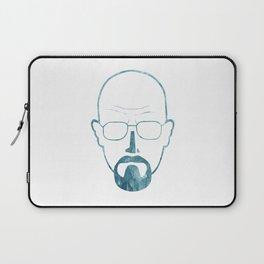 Breaking White Laptop Sleeve