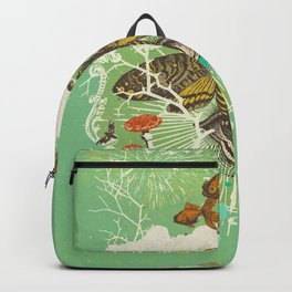 EVENING PSYCHEDELIA Backpack
