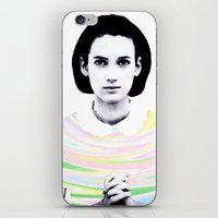 mermaids iPhone & iPod Skins featuring Mermaids by Grace Teaney Art