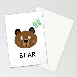Baby bear Stationery Cards