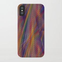 Happy La La La iPhone Case