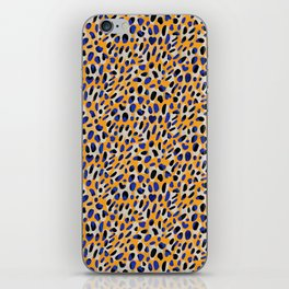 Lucky Leopard iPhone Skin