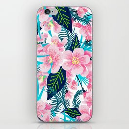 Floral Gift iPhone Skin