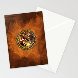 Terra's Awakening Stationery Cards