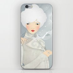 The Wings of the Dove iPhone & iPod Skin