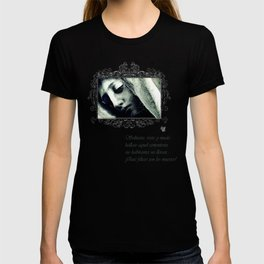 virgin veil of cobwebs T-shirt