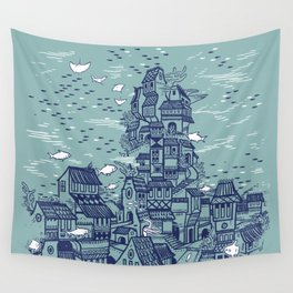 The Deep Wall Tapestry