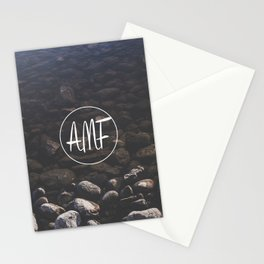 AMF Logo Stationery Cards