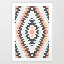 Kilim 8 Art Print