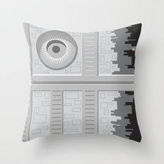 Death Star - Starwars Throw Pillow