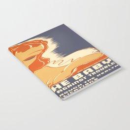 Vintage poster - Breastfeeding Notebook