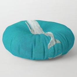 The Whale - Full Length - Option Floor Pillow