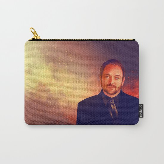Crowley - Supernatural Carry-All Pouch