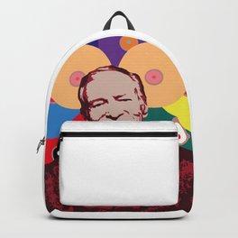 Rest in Boobs - Hugh Hefner Backpack