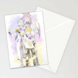 Kagamine Len Vocaloid Stationery Cards