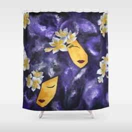 golden girls Shower Curtain