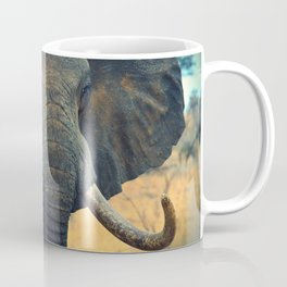 Elephant Coffee Mug