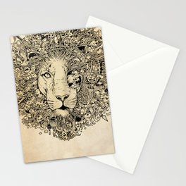The King's Awakening Stationery Cards