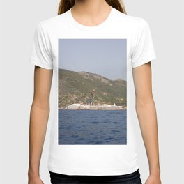 Wreck Of The Costa Concordia T-shirt
