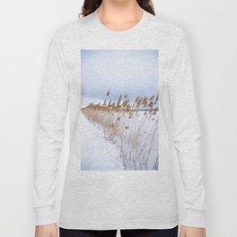 White field Long Sleeve T-shirt