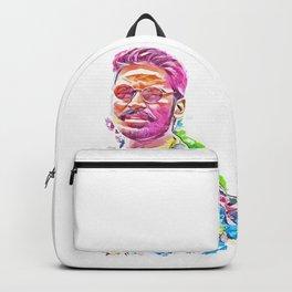 Dhanush - Maali (Creative Illustration Art) Backpack