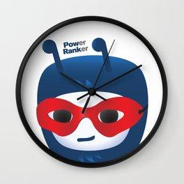 Power Ranker Wall Clock