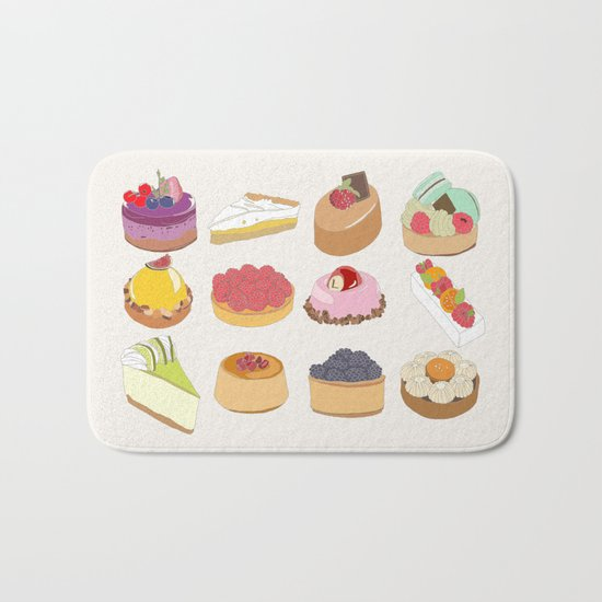 So delicous Bath Mat