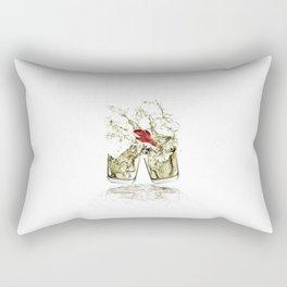 Partyfish Rectangular Pillow