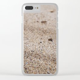 Filey 2016 #8 Clear iPhone Case