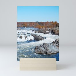 Great Falls Virginia Mini Art Print