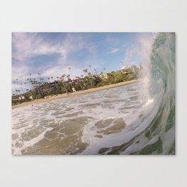 WOWZA Canvas Print