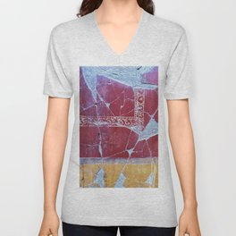Pompeii Paint Unisex V-Neck