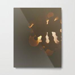Day 0394 /// Crayontitleiguess Metal Print