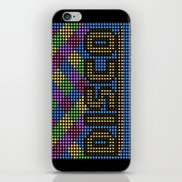 disco iPhone & iPod Skins featuring Disco by BudgieTV