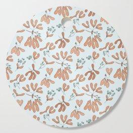 Maple bloom pattern Cutting Board