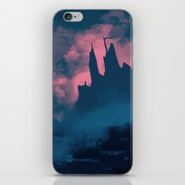 Diary of a Witch Hunter iPhone Skin