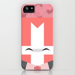 Pink Knight (Castle Crashers) iPhone Case