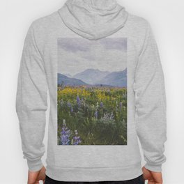 Waterton Wildflowers Hoody