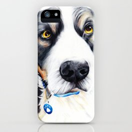 Kelpie Dog iPhone Case