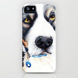 Kelpie Dog iPhone Case