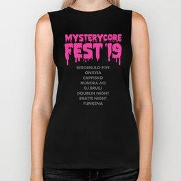 Mysterycore Fest 19 Biker Tank