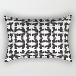 Minimal Motif Pattern 2 Rectangular Pillow