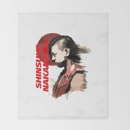 Shinsuke Nakamura Throw Blanket