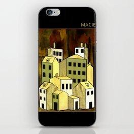 MACIE iPhone Skin