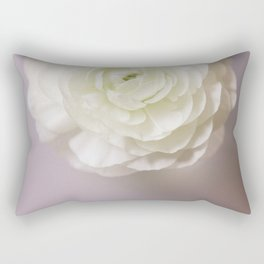 Bloom at your own pace Rectangular Pillow