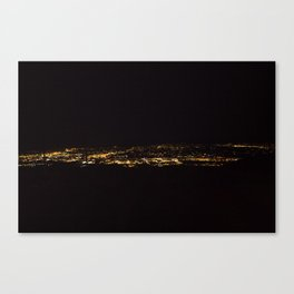 Temecula Lookout Canvas Print